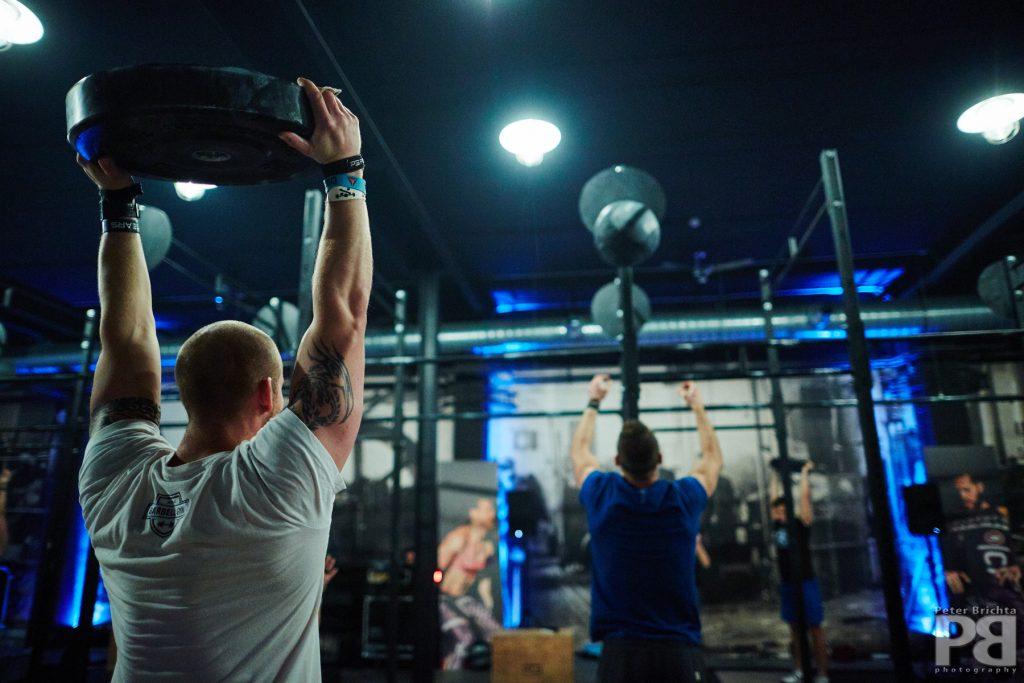 ReeBok CrossFit Challenge