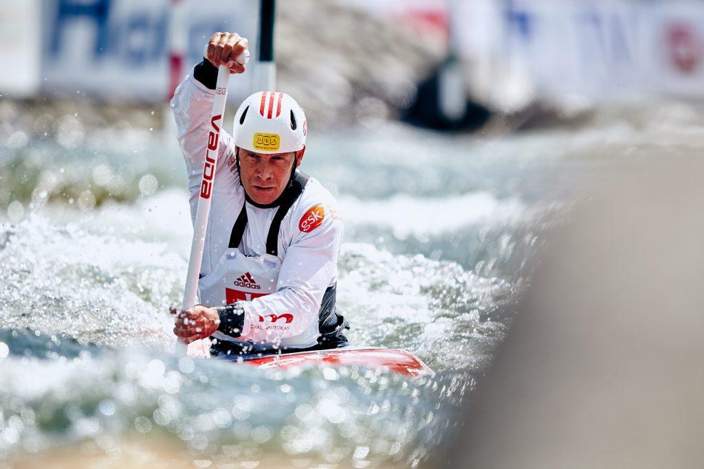 Vodný slalom – Majstrovstvá Europy