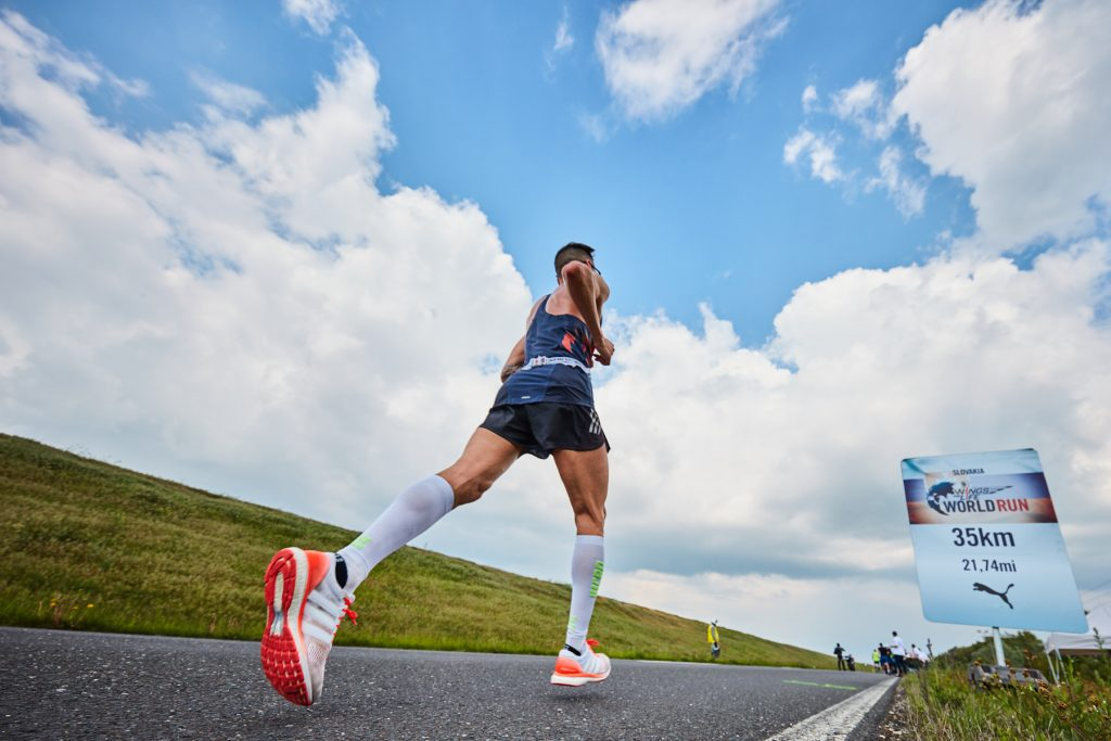Wings for Life World Run 2017 Bratislava