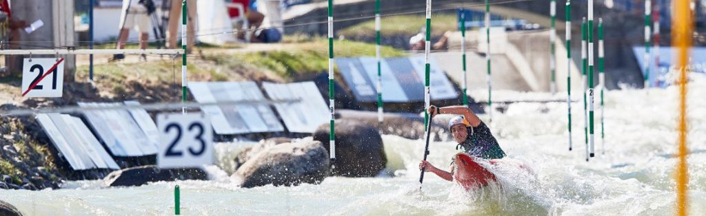 Majstrovstvá sveta vo vodnom slalome 2017